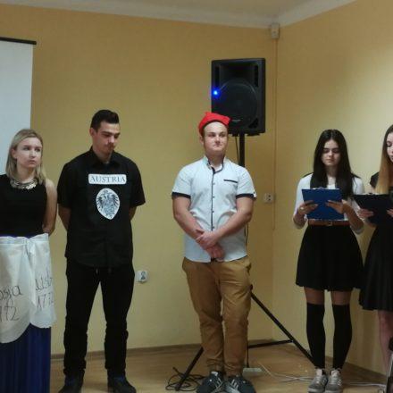 Akademia z okazji 100- lecia odzyskania Niepodległości przez Polskę